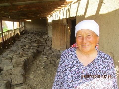 photo of Turganbu