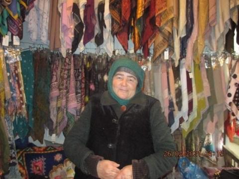 photo of Ayimsahan