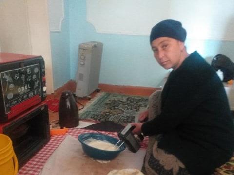 photo of Mutabarkhon