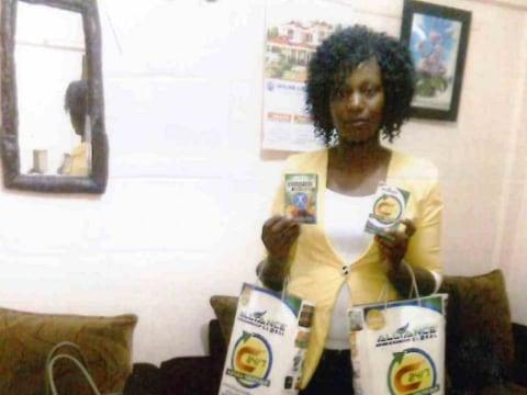 photo of Margaret Wanjiku