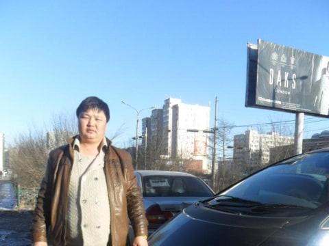 photo of Otgonbaatar