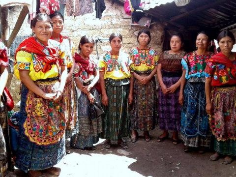 photo of Agricultoras De Parraxtut Group