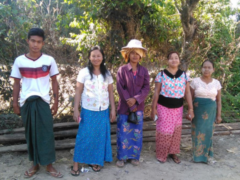 photo of Pku- Ywar Thar Aye-2 (B) Village Group