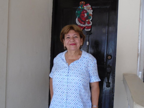 photo of Zoila Teresa