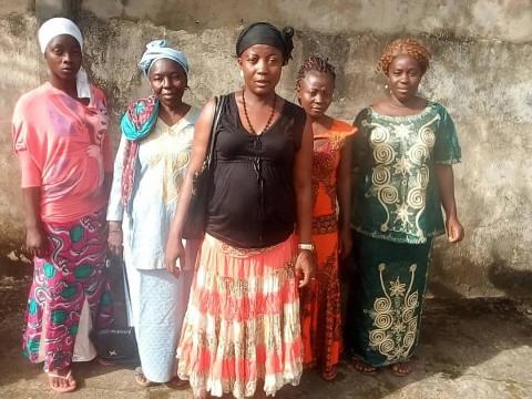 photo of Big Sister Group