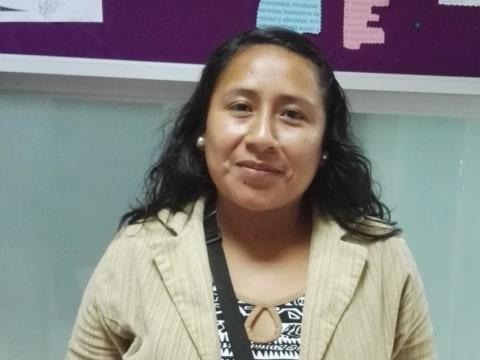 photo of Ursula Gasdaly
