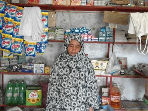 photo of Shabana Ghaffar