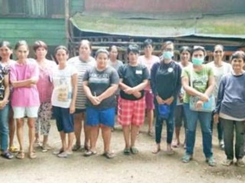 photo of Ctr 131 Bungahin Women's Association Group