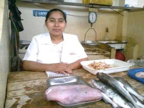 photo of Maritza Alejandra