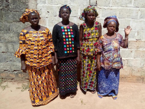 photo of Saly Ibou's Group