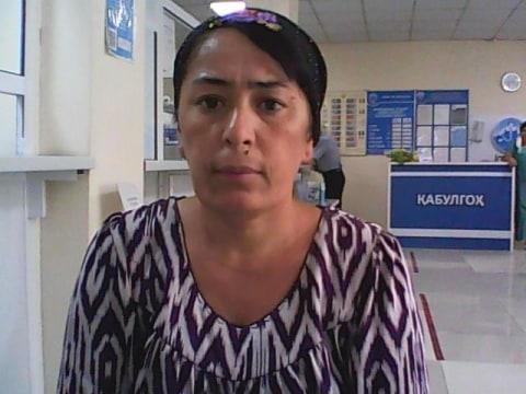 photo of Nargizakhon