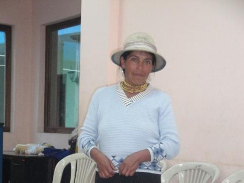 photo of Maria Angelica