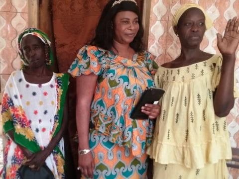 photo of Th_Ndéye Awa Group
