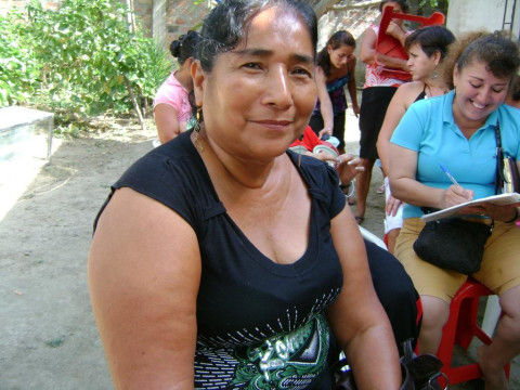 photo of Amparo Filomena
