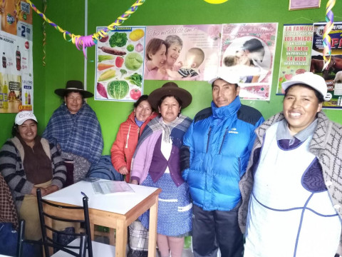 photo of San Patron San Hilario Pampamarca Group