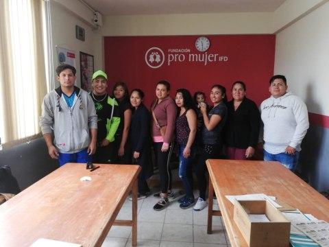photo of Emprendedores X 100Pre Group