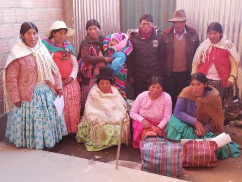 photo of Grupo Pampajasi Group