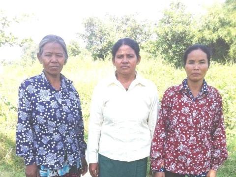 photo of Sarann's Group