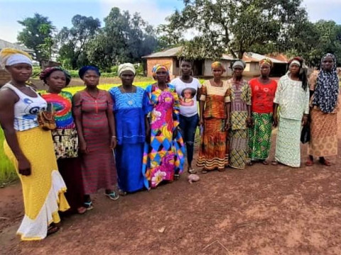 photo of Abibatu's Best Female Farmers Group