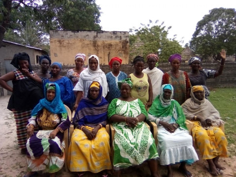 photo of Dienaba's Group