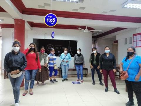 photo of 02 Mujeres Al Poder 2019 Group