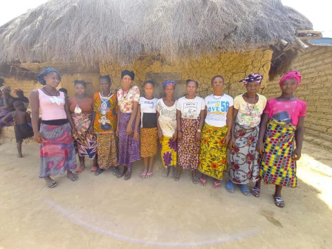 photo of Mabinty's Best Farmers Group