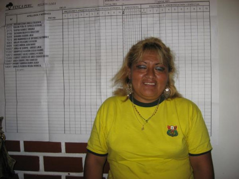 photo of Cecilia Maribel