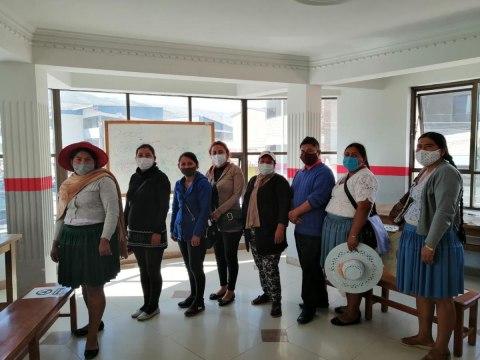 photo of Las Amigas Rural Ii Group