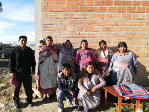 photo of Chiahuira Pampa Group