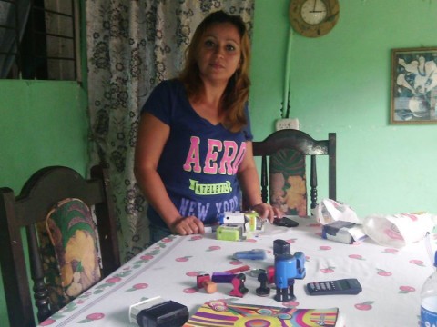 photo of Maritza Esmeralda