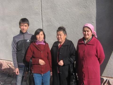photo of Aishekul's Group