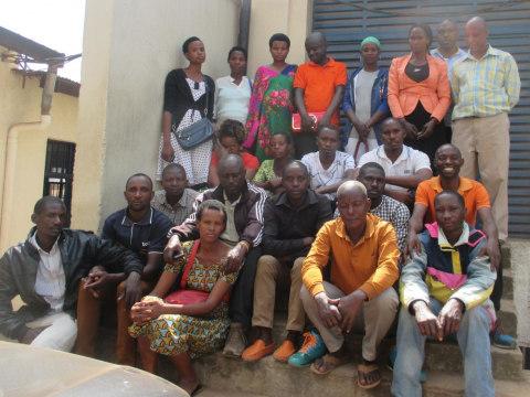 photo of Abahuzabikorwa Cb Group