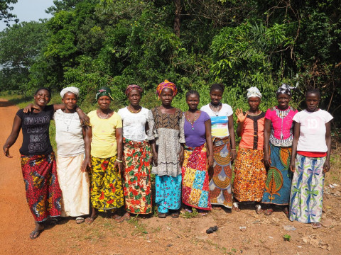 photo of Hawa's Finest Female Farmers Group