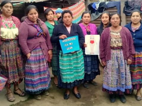 photo of Violetas De Chuisuc Group
