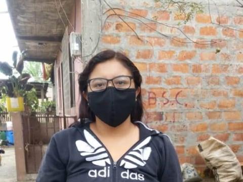photo of Dayana Jamileth