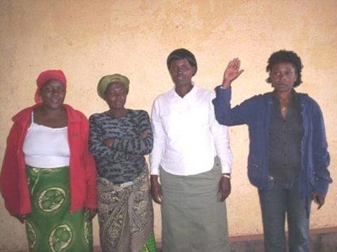 photo of C1266 Nzamura Group