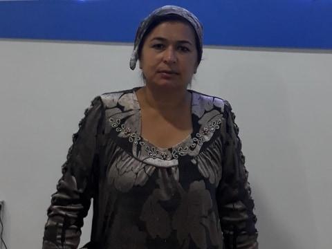 photo of Mehriniso
