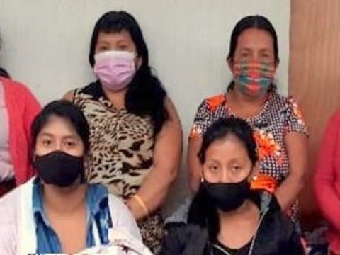 photo of Madres Laboriosas Group