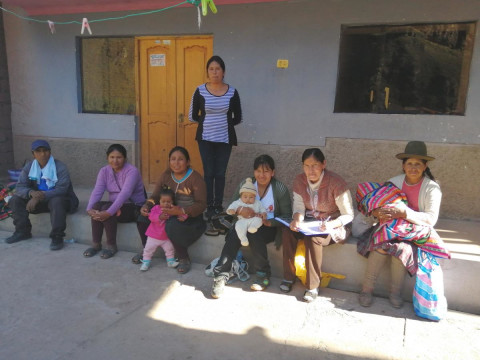 photo of Llankasunchis Tikarinanchispac Group