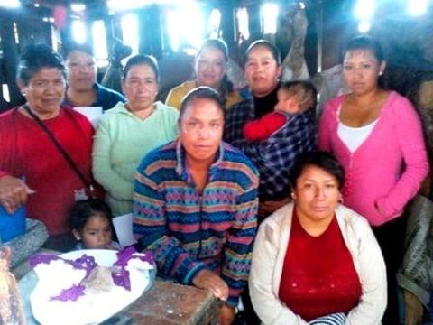 photo of Las Catitas Group