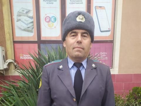 photo of Rahmatullo
