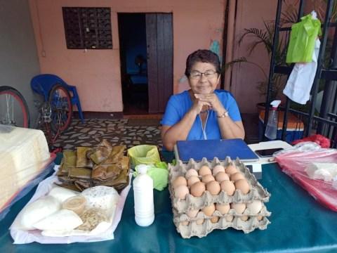 photo of Rosa Argentina