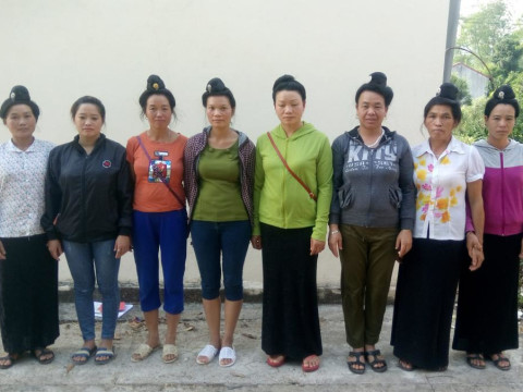 photo of Anh's Group