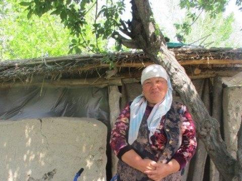 photo of Turgunzhan