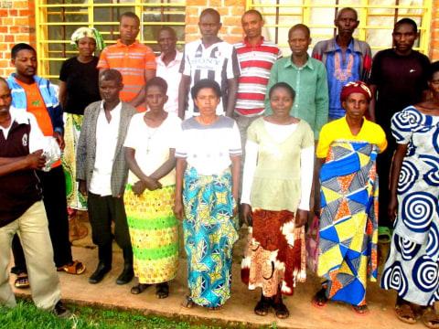 photo of Ibangaryabagore Group