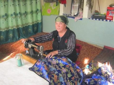 photo of Ozodakhon