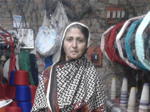 photo of Mumtaz