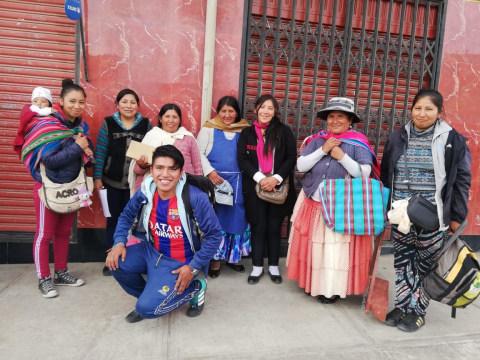 photo of Sartasiñani Group