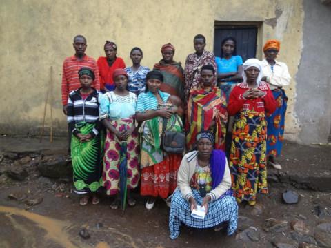 photo of Twitezimbere-Gakoro Group