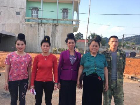 photo of Trang's Group